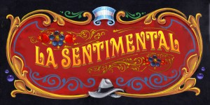 Logo La Sentimental